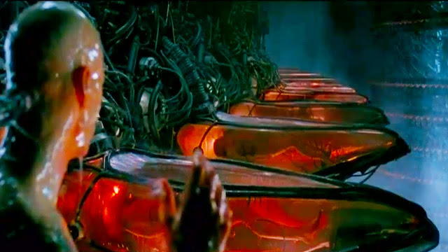 Matrix , neo na cidade das maquinas