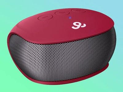 Caixa de som da Go Gear tem conexão Bluetooth e preço justo