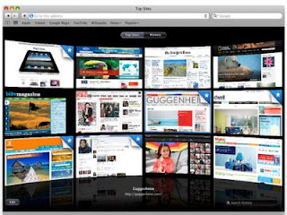 Apple Safari version 5 Browser Advantages