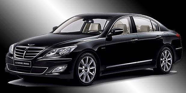 Car Zone: New Hyundai Genesis Prada sedan exclusive model