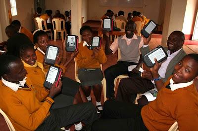 Worldreader reparte ebooks entre los más desfavorecidos