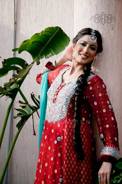 Naushemian Latest Formal Wear Winter Collection 2013-14 For Women