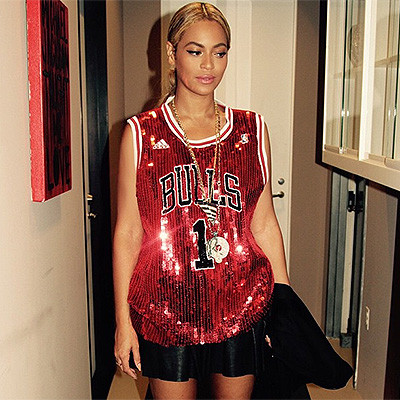 Beyoncé  known that from accessories to Beyonce will also show off a belt for $ 50000