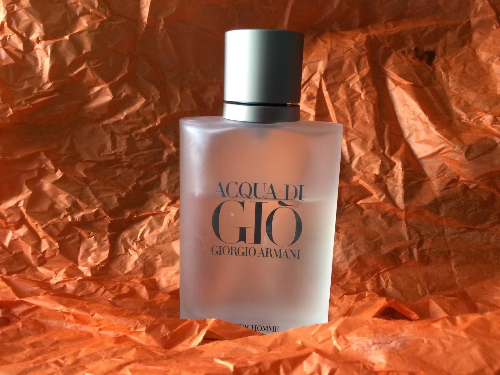 Acqua De Gio by Giorgio Armani