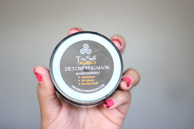 TruSelf Organics Detoxifying Mask