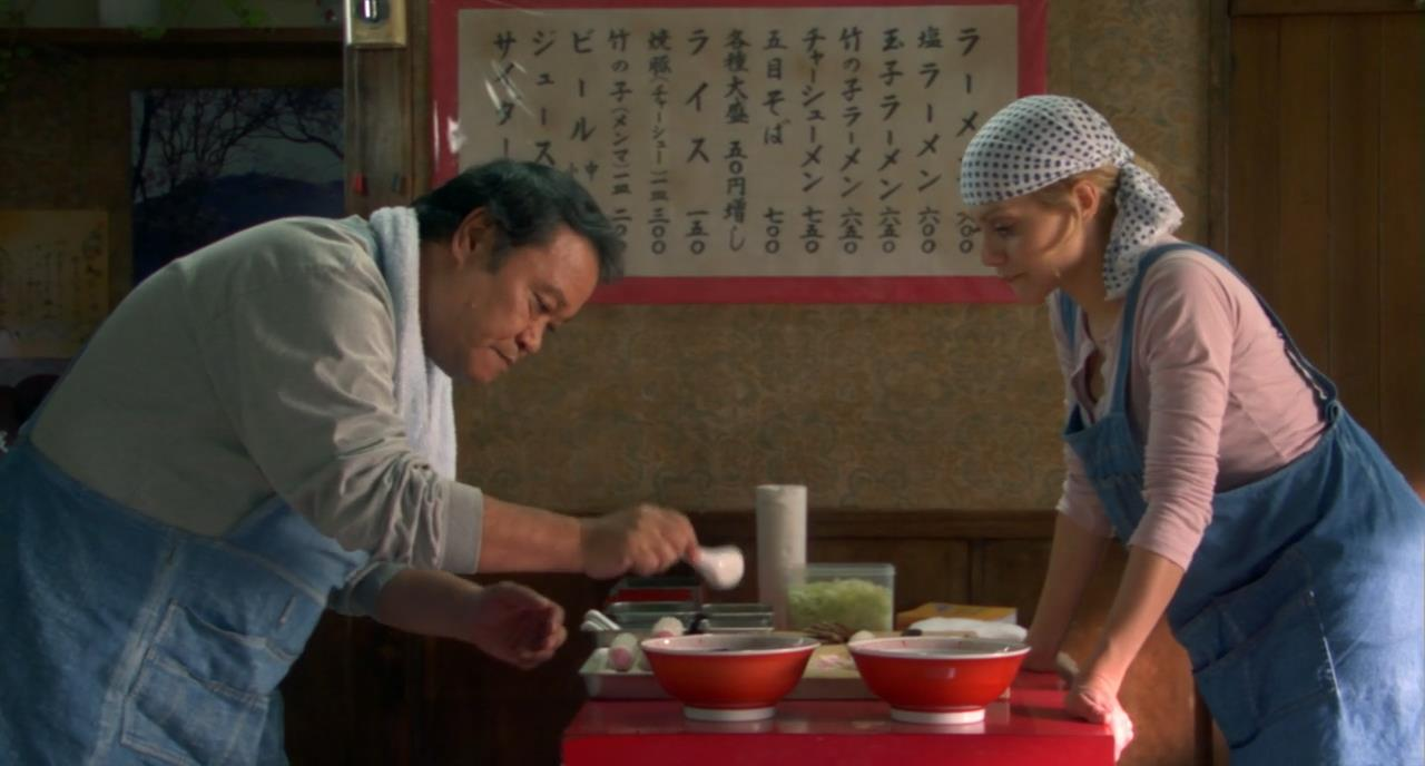 La Chica del Ramen (The ramen girl 2008) BDRip HD Dual Lat