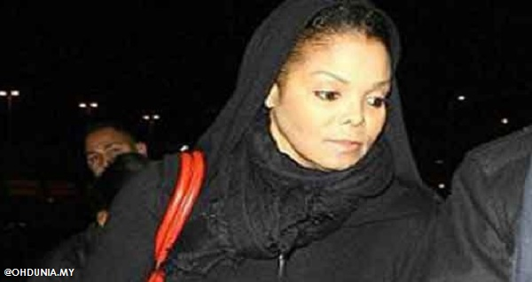 Abang kandung sahkan Janet Jackson sudah memeluk agama Islam!..