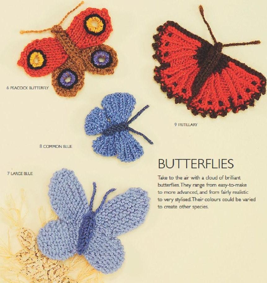 Вязаная игрушка насекомые схемы