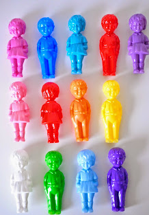 shop here: litlle plastic dolls