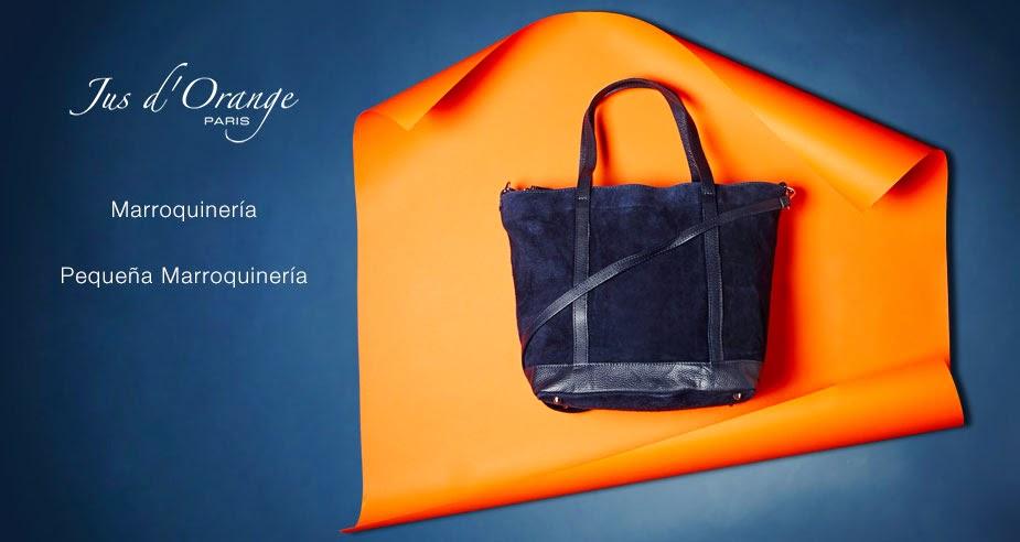 Bolsos y marroquineria de la marca Jus d'Orange al mejor precio