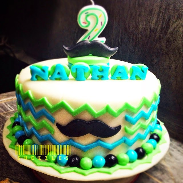 little mans birthday cake happy birthday nathan