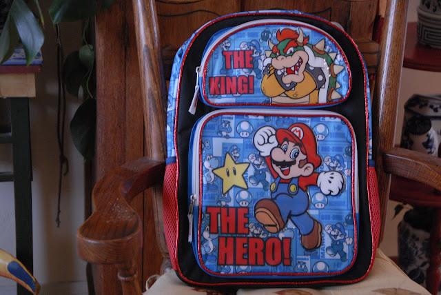 Backpack for Kindergarten