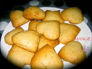 Pastelitos cocinados