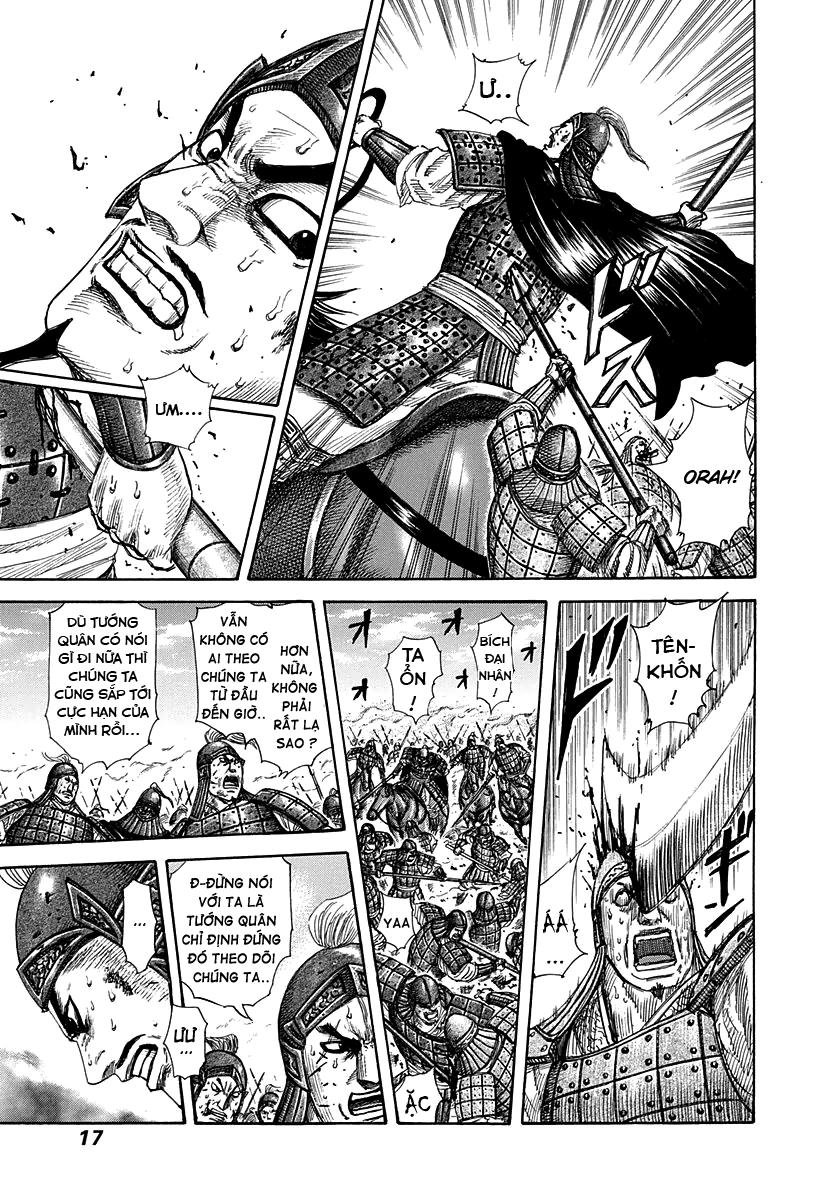 Kingdom - Vương Giả Thiên Hạ Chapter 295 page 18 - IZTruyenTranh.com