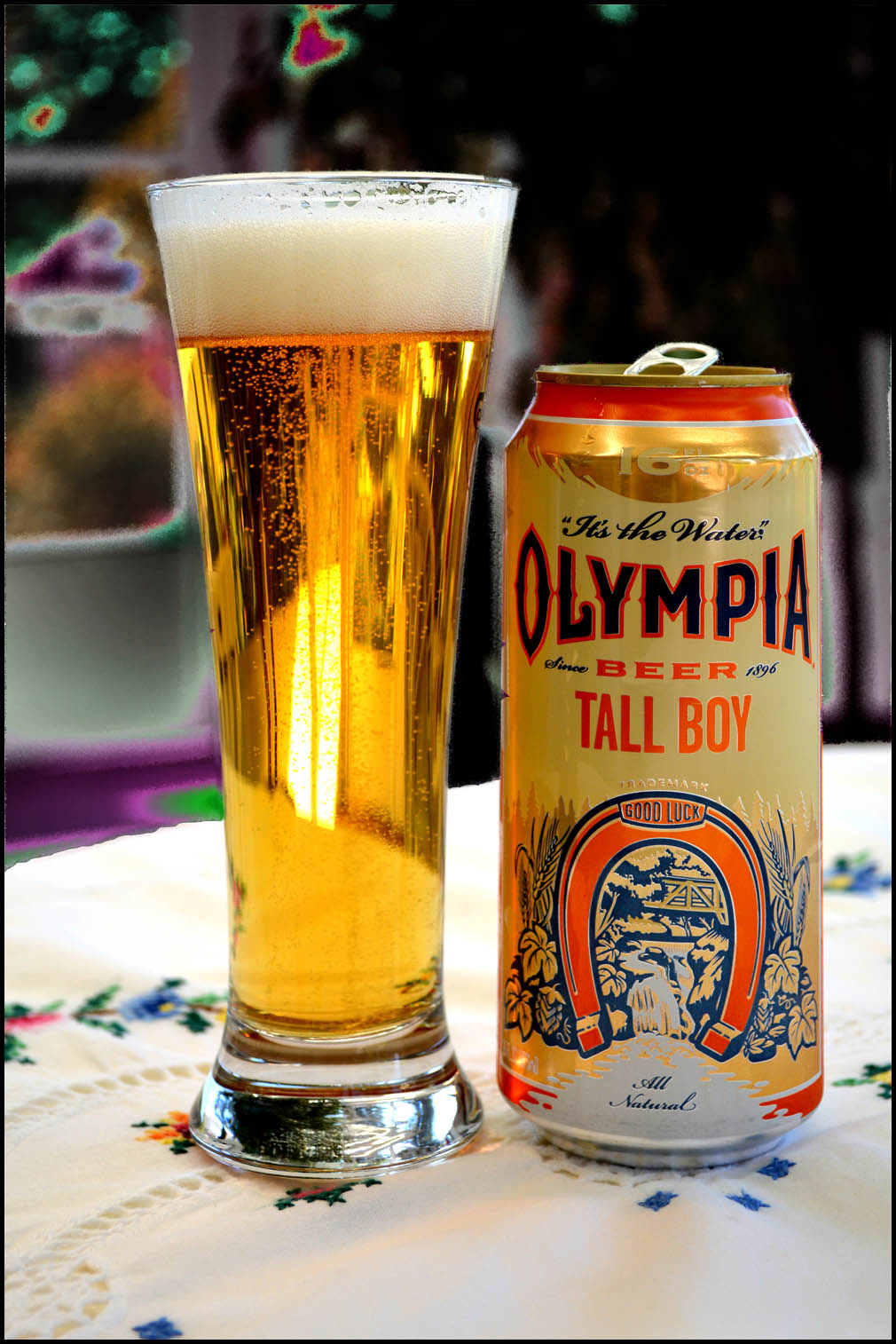 The Ale Trail: Olympia Beer, like my daddy used to say ...