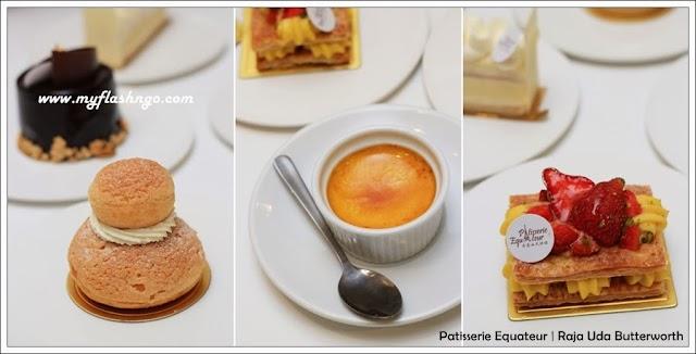 北海甜点美食 | Patisserie Equateur 赤道法式烘培