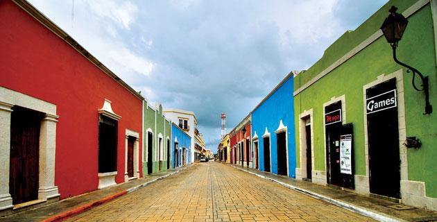 Campeche, Ciudad Colonial