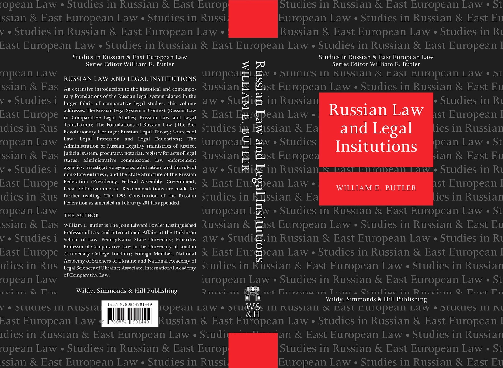 Books on Russian law
