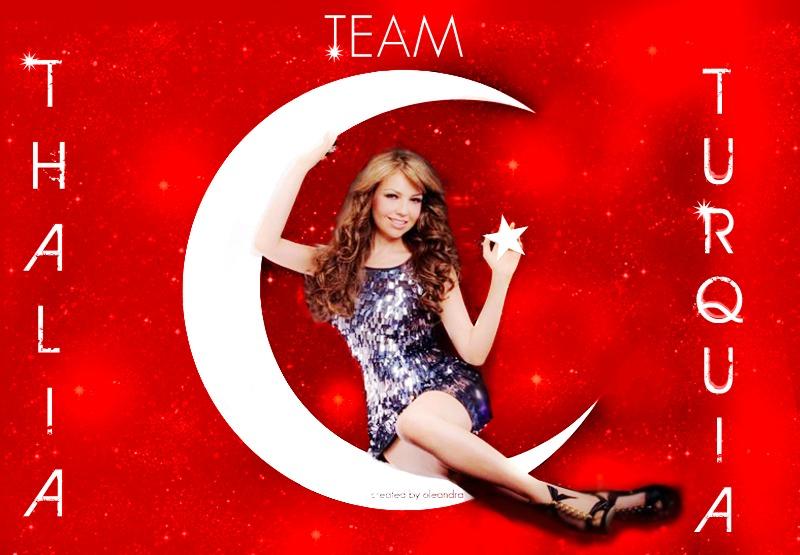 Team Thalia Turquia