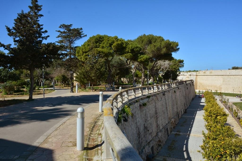 General Impressions Rabat Malta Mdina wall