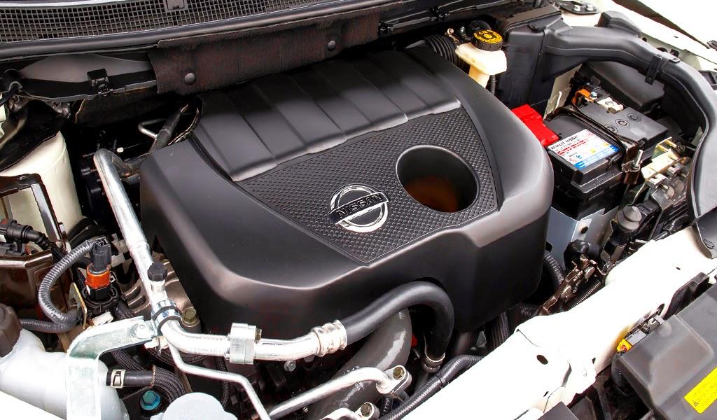 2014 Nissan Qashqai Engine