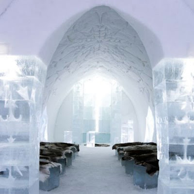 Swedan Ice Hotel Stills