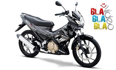 Gambar Satria FU 150 cc Hitam