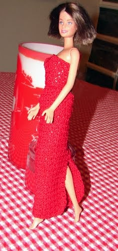 Barbie Basics Knitting Patterns : Oh sarah o barbie meets jessica rabbit