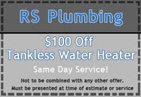 Riverside CA Water Heaters