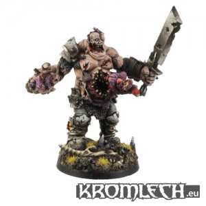 Kromlech, ogre, kingdoms, miniature, Great Devourer, alternative