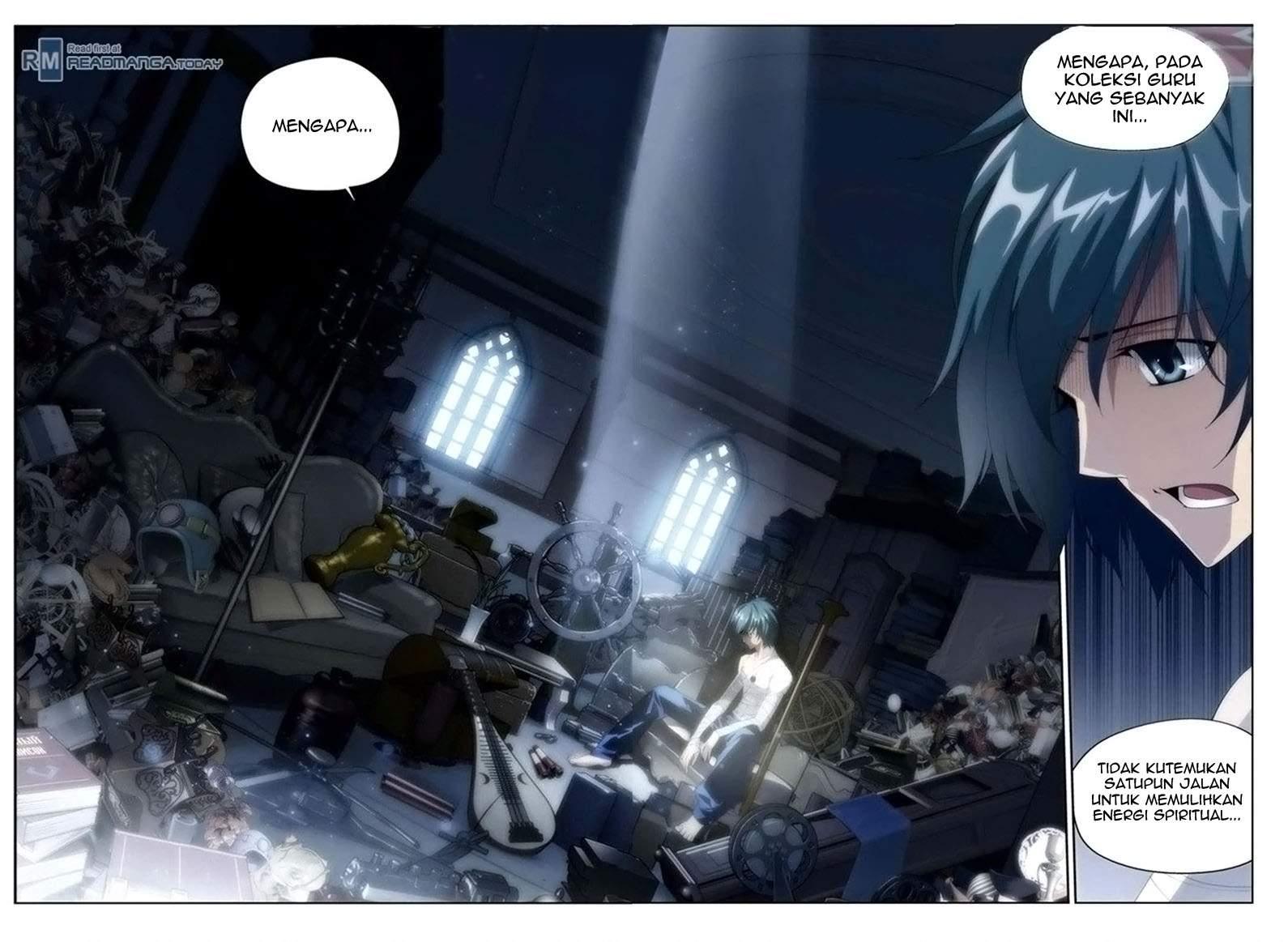 Battle Through Heaven Chapter 59-7