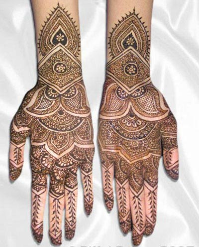 Beautiful Mehendi Design  Wallpaper Gallery