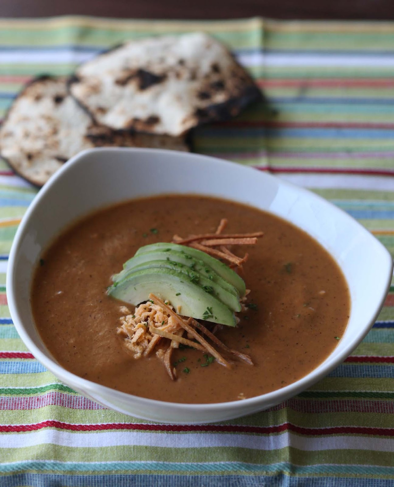 Vegan Guinea Pig: Tortilla Soup Recipe from Vegan Cooking for ...