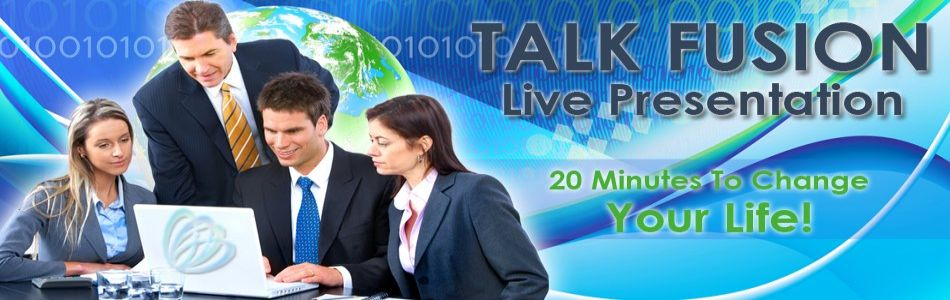 Talk Fusion Video Communication is a Great Business, money and investment, market and benefit