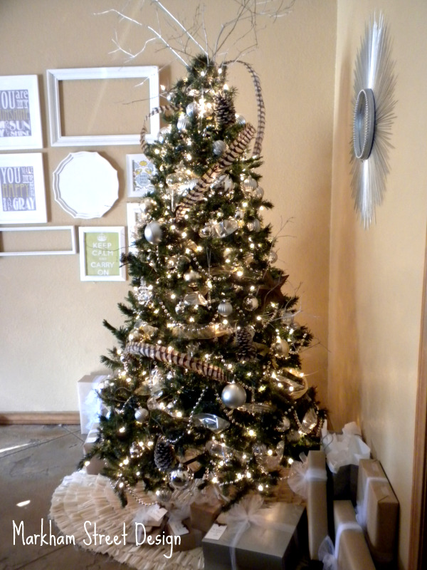 Laura Orr Interiors Deck The Halls Holiday Home Tour
