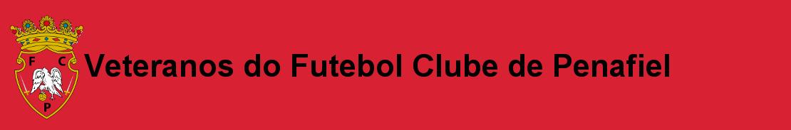 Veteranos do Futebol Clube de Penafiel