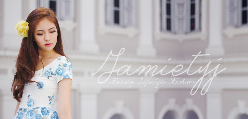 JAMIETYJ | Singapore's Beauty & Lifestyle Blogger