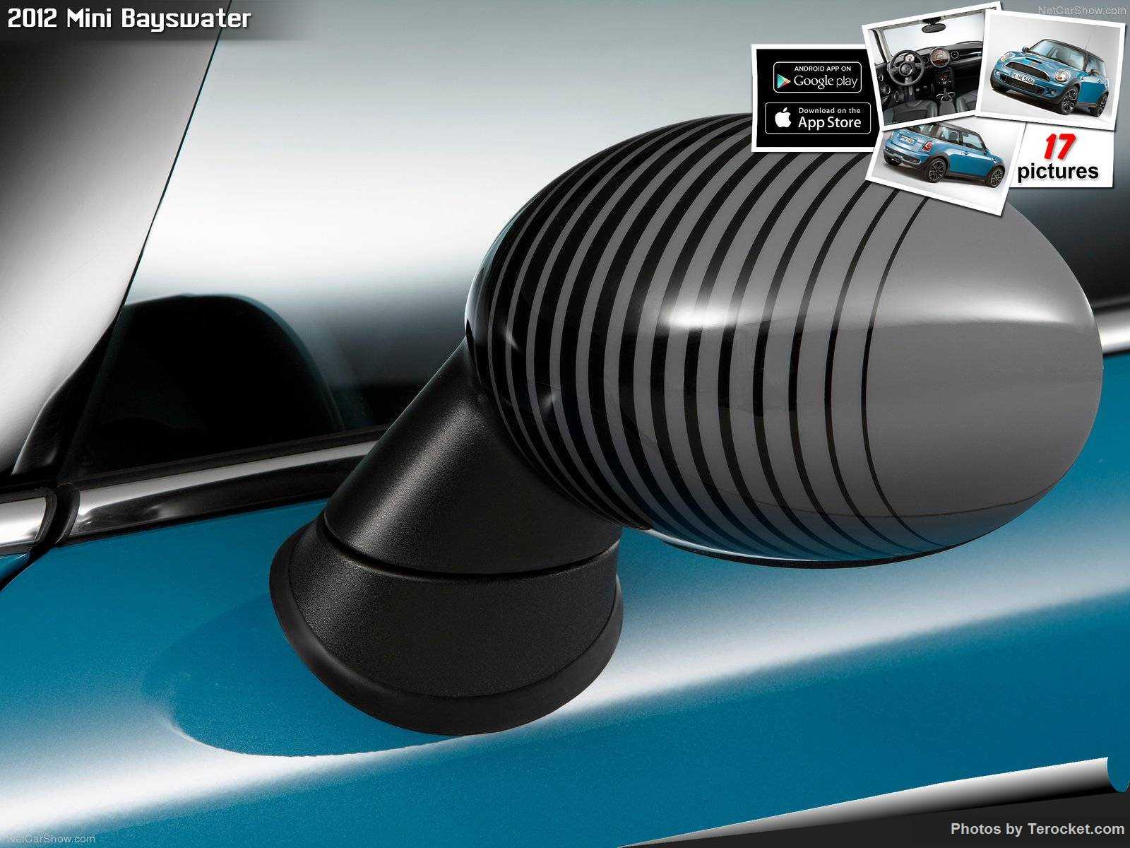 Hình ảnh xe ô tô Mini Bayswater 2012 & nội ngoại thất