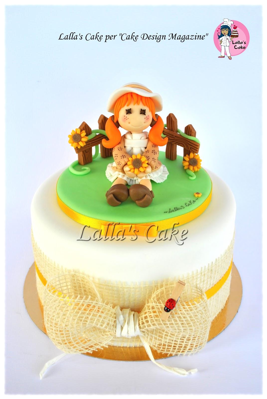 Cake Design Mensile : Lalla s Cake per