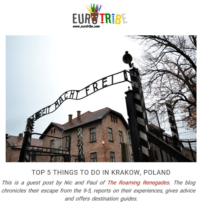 http://eurotribe.com/top-5-things-to-do-in-krakow/