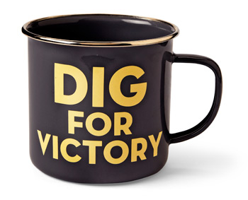 Dig For Victory Mug from Day Trip Society