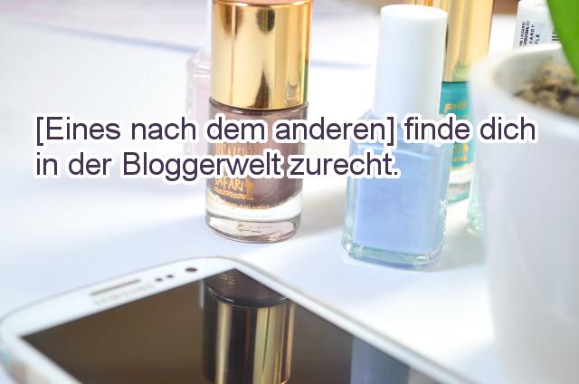 So Startest du deinen ersten (Beauty) Blog - How To Start A (Beauty) Blog