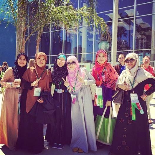 masters muslimah