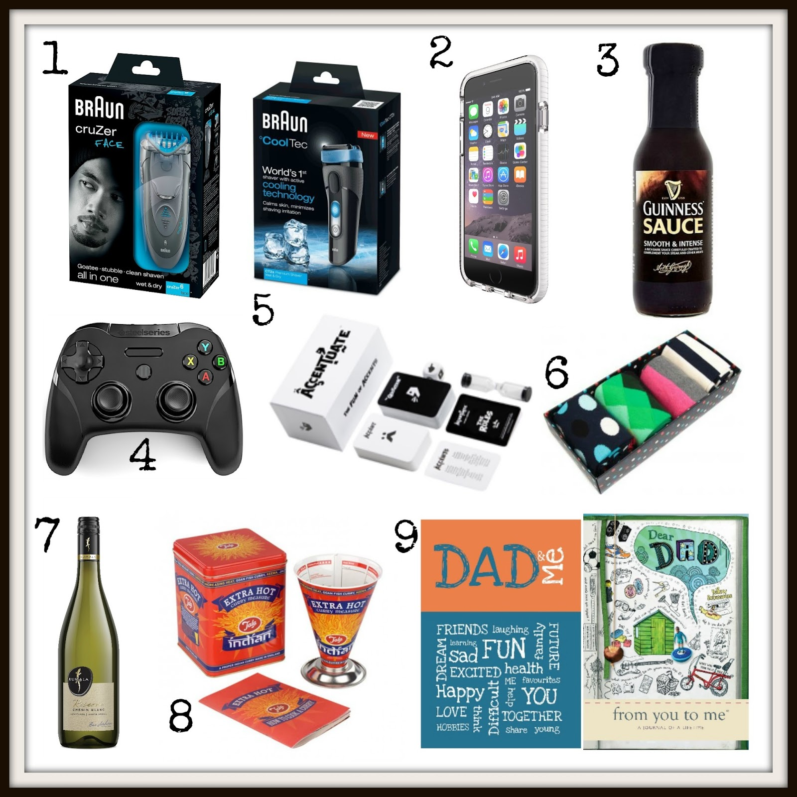 Entertaining Elliot: Father's Day Gift Guide
