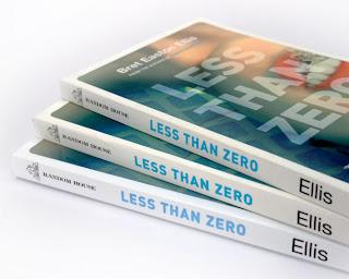Less Than Zero - Bret Easton Ellis - Christian Dalera