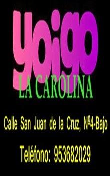 Yoigo La Carolina. C/San Juan de la Cruz Nº4 Bajo