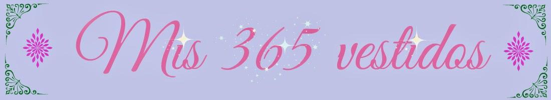 Mis 365 vestidos