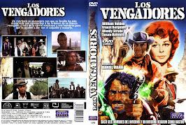 Los vengadores (1972) - Carátula