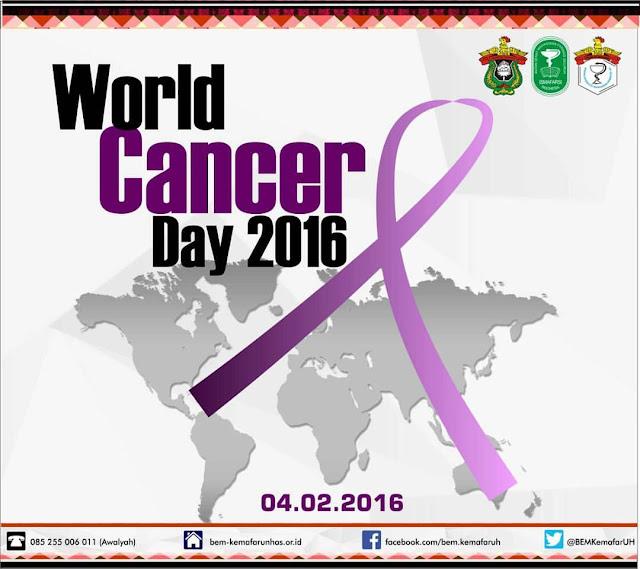 World Cancer Day 2016: Deteksi Dini kanker