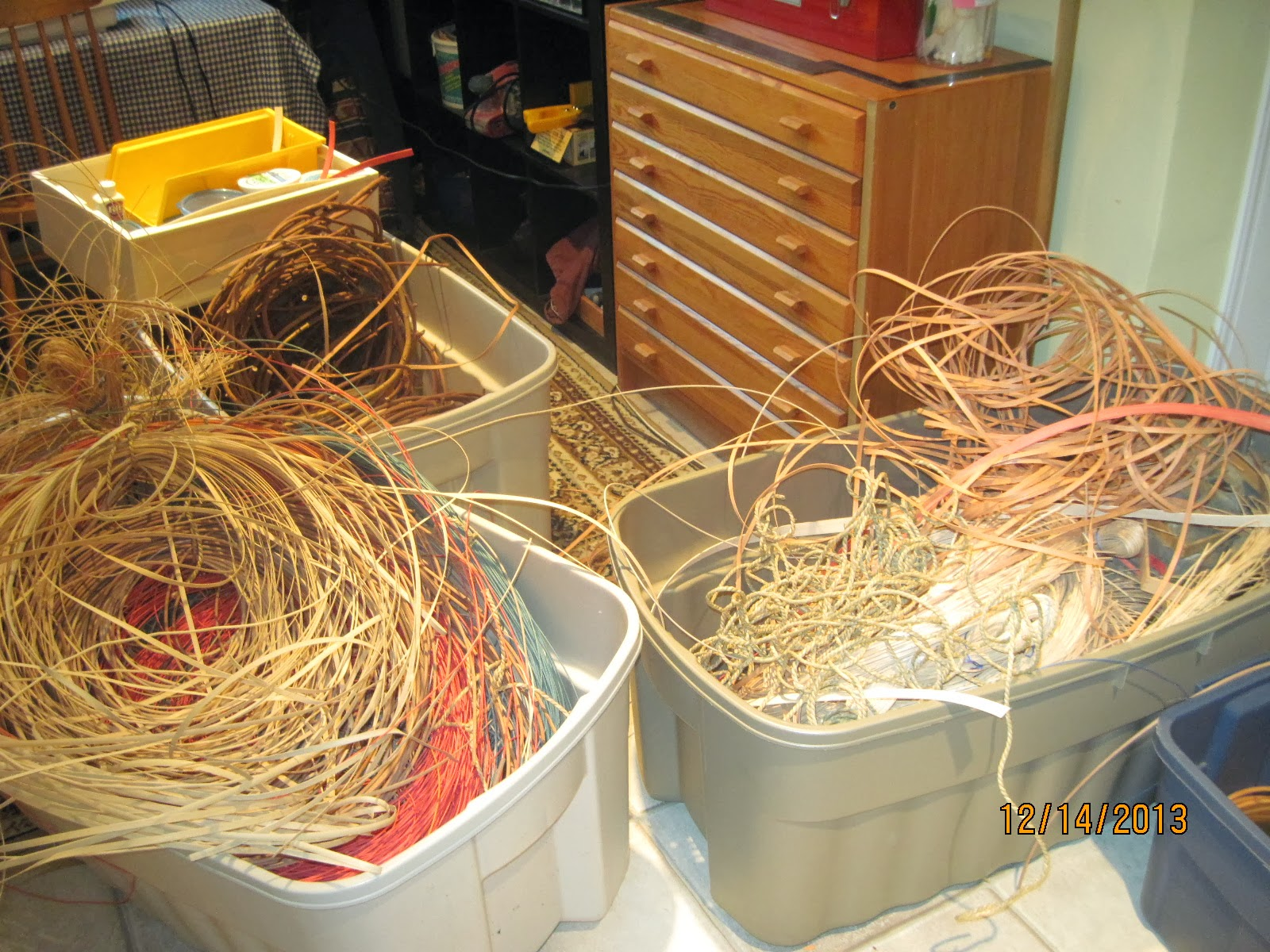 Basket Making Supplies Maine : John toft basketry